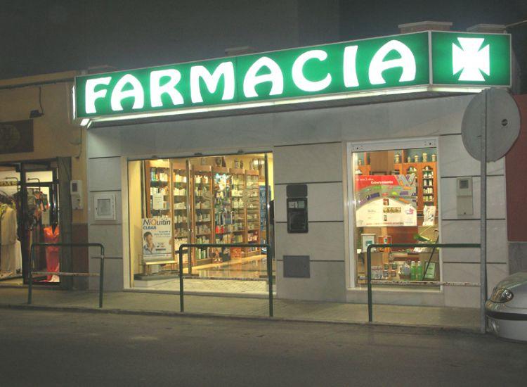 Farmacia gonzalez y saavedra la ca ada farmaelec - Farmacia guardia puerto del rosario ...